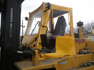 Usa Tractor Cabs Forklift Cabs